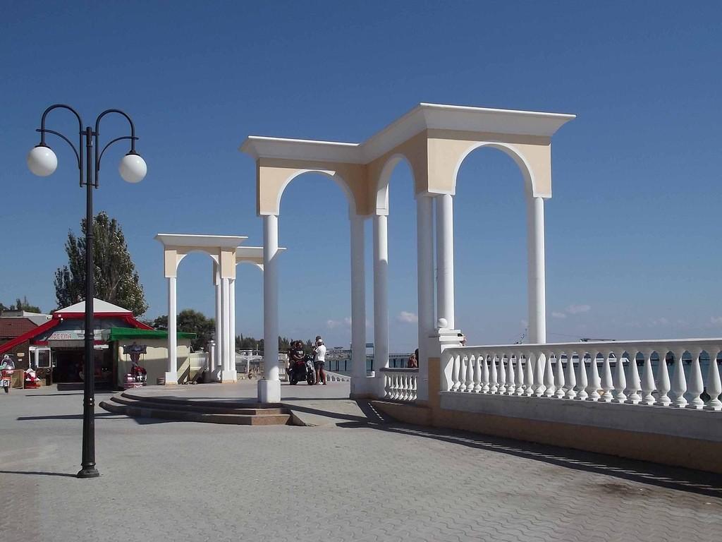 Курорты Крыма для отдыха